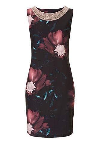 Formas pabrėžianti midi ilgio suknelė ...