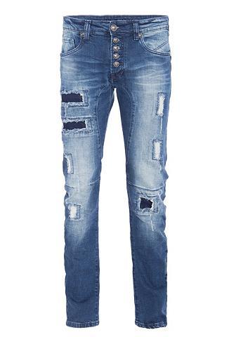 Džinsai su 5 kišenėmis »Andy 4364«