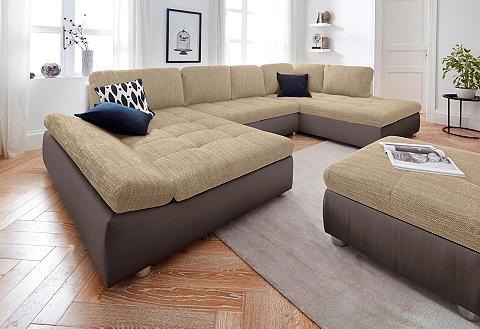 SIT&MORE Sit&more sofa »Fabona« patogi su miego...