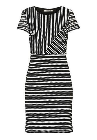 Suknelė su madingas raštas
