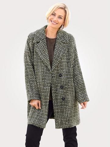 Vilnonis paltas su Glanzgarn