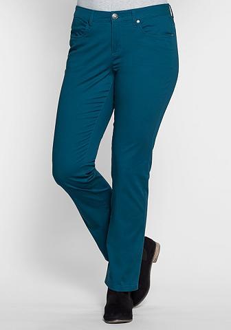 SHEEGO BASIC Kostiuminės kelnės elastische Twill-Qu...