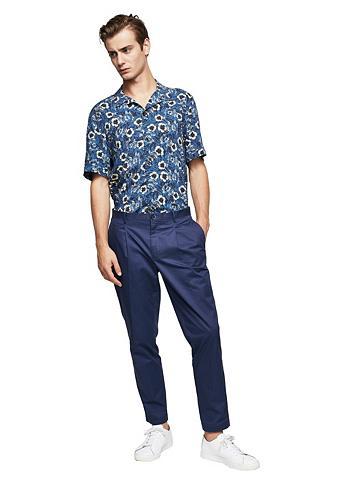 Regular forma Marškiniai su marginta g...
