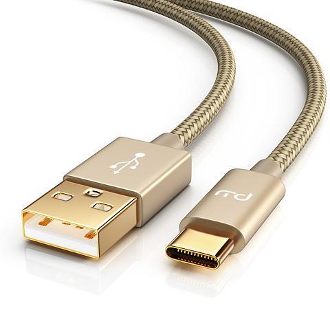 PRIMEWIRE USB laikmena C zu USB laikmena A Lade-...