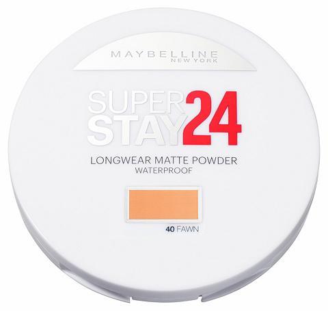 »Superstay 24H Puder« kompaktinė pudra...