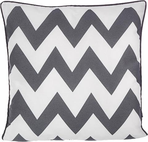 EMOTIONTEXTILES Dekoratyvinė pagalvėlė »Zick-Zack« emo...