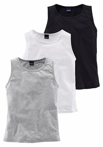 ARIZONA Marškinėliai be rankovių (Rinkinys 3 t...