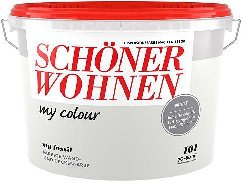 SCHÖNER WOHNEN-KOLLEKTION Gražus WOHNEN FARBE Wand- ir Deckenfar...