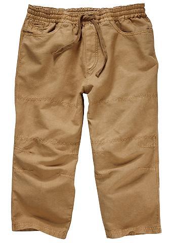 7/8 ilgio kelnės su linas