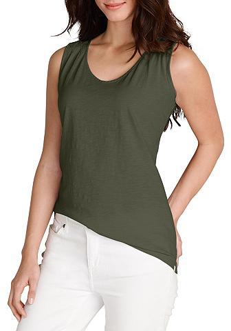 Siuvinėtas Marškinėliai be rankovių