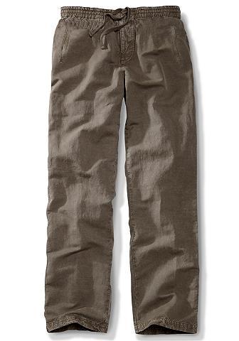 Kelnės iš Leinenmischung