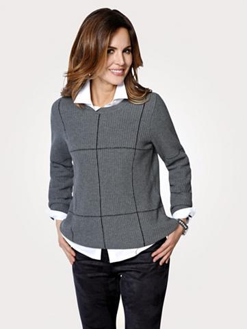 Megztinis su Woll-Anteil