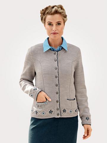 MONA Megztinis su stiltypischer apvadas