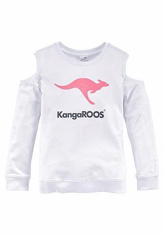 KANGAROOS Kanga ROOS Sportinio stiliaus megztini...