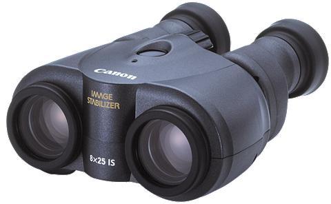 CANON Žiūronai »Binocular 8x25 IS«