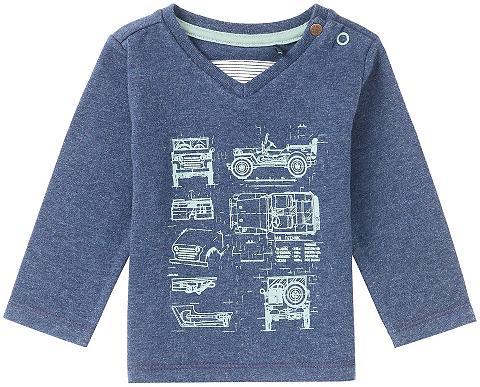 Marškinėliai ilgomis rankovėmis »Gaiba...