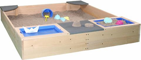 SUN Smėlio dėžė iš mediena »Strand & Meer«...
