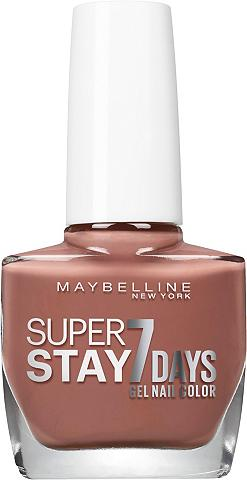 MAYBELLINE NEW YORK »Nagellack Superstay 7 Tage City Nudes...