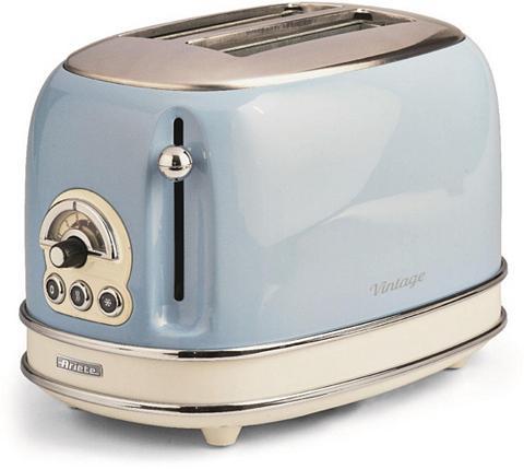 2-Schlitz-Toaster vintažinio stiliaus ...