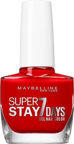 MAYBELLINE NEW YORK »Nagellack Superstay 7 Days« nagų laka...