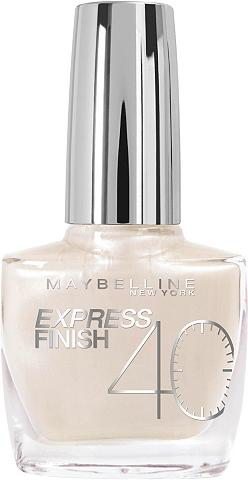 MAYBELLINE NEW YORK »Nagellack Express Finish Shock Contro...