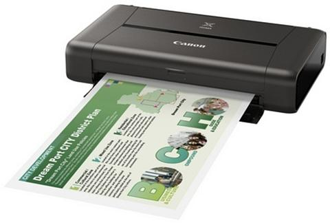 CANON Rašalinis spausdintuvas »PIXMA i P110 ...