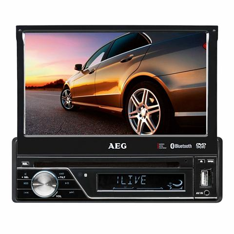 AEG 1-DIN Imtuvas su Liečiamas ekranas SD ...