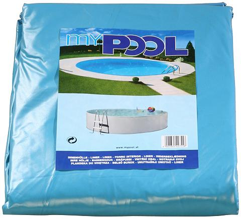 Pool-Innenhülle dėl Øx H: 450x120 cm 0...