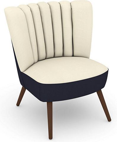 Max Winzer ® Sessel »Aspen« im Retrolook zum Selb...