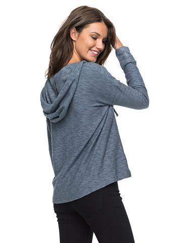 Marškinėliai ilgomis rankovėmis su gob...