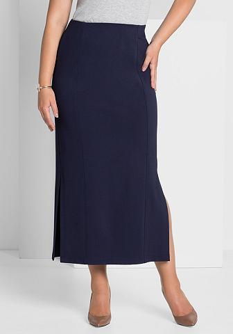 SHEEGO CLASS Sheego Maxi ilgio sijonas
