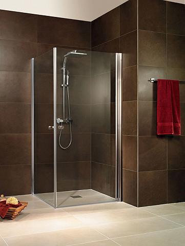 Kampinės dušo durys »Toskana« Eckeinst...