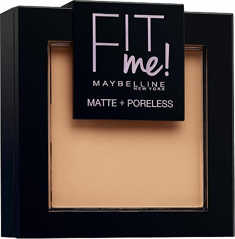 MAYBELLINE NEW YORK Puder »FIT ME« kilimėlis + poreless