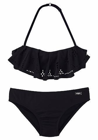 BUFFALO Bikini maudymosi kostiumėlis su mading...
