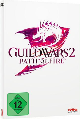 NCSOFT PC - Spiel »Guild Wars 2 - Path of Fir...