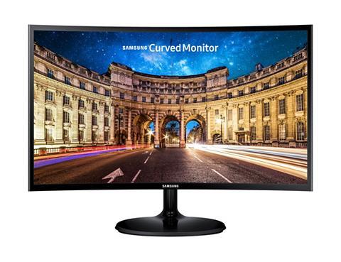Samsung Curved monitorius C27F390FHU LED »686 ...
