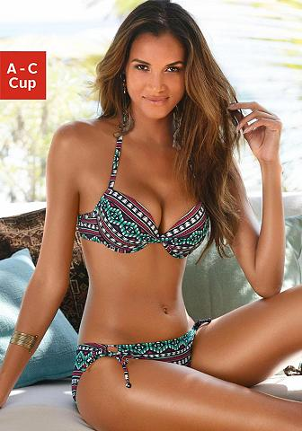 LASCANA Push-Up-Bikini-Top »June«