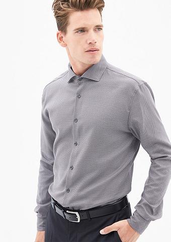 Modern firma: Marškiniai su smulkus ra...