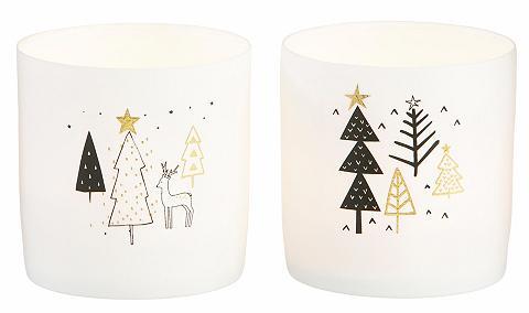 ® žvakidė 2vnt. rinkinys iš Keramik
