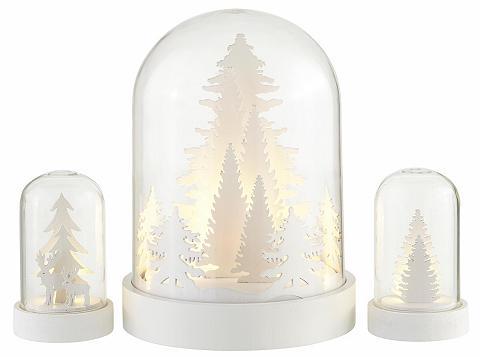 Kalėdinė LED dekoracija (3 vnt.)
