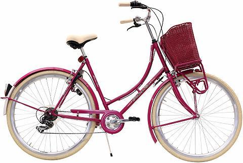 Moterims dviratis 28 Zoll 6 Gang Kette...