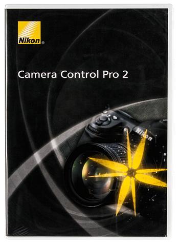 NIKON Fernsteuerungssoftware »Camera Control...