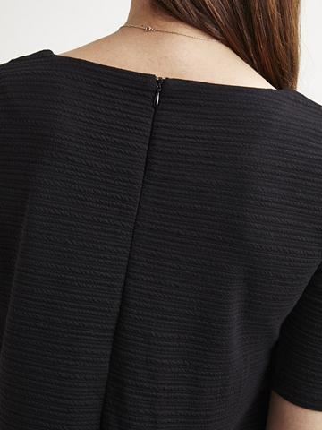 A-formos trikotažas suknelė