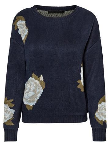 Blumen- Megztinis