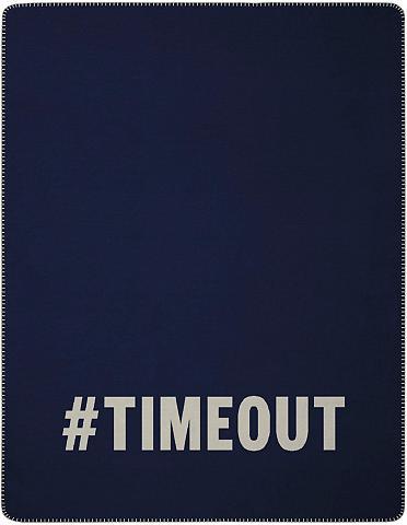 BIEDERLACK Užklotas »Timeout« su Dekoracija