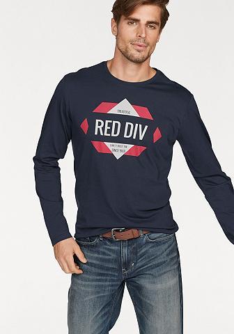 S.OLIVER RED LABEL Marškinėliai ilgomis rankovėmis