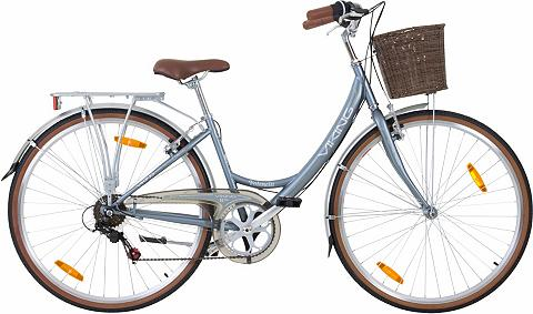 Moterims dviratis 28 Zoll 6 Gang Shima...