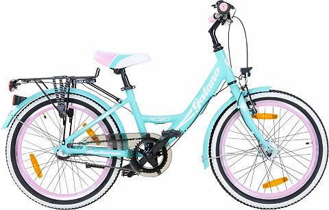 GALANO Jaunumui mergaičių dviratis 20 Zoll 3 ...