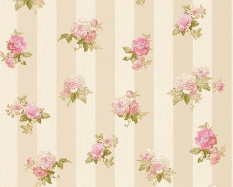 Tapetai »Romantica 3 30447« floral