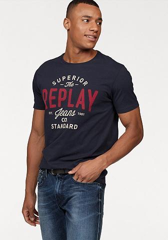 REPLAY Marškinėliai